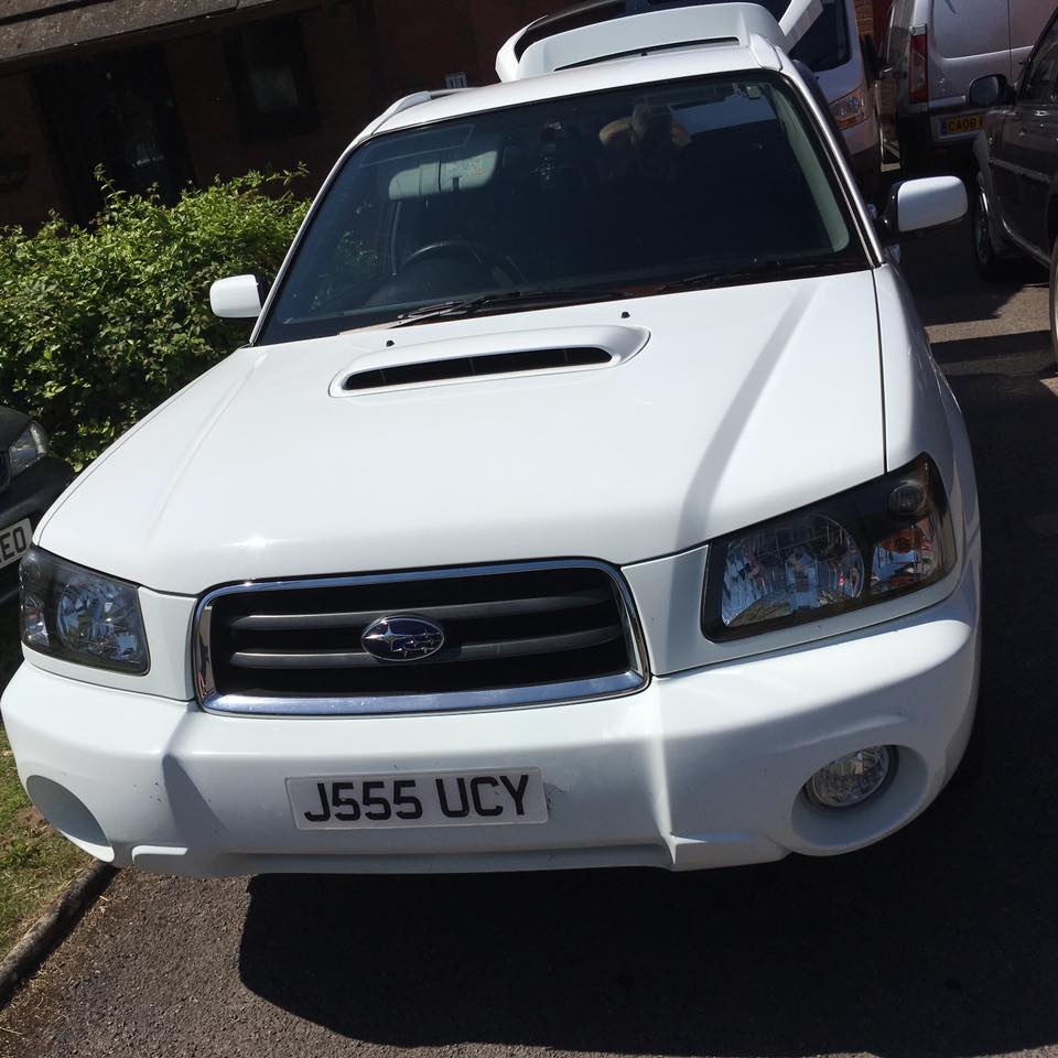 JDM Forester Jucy